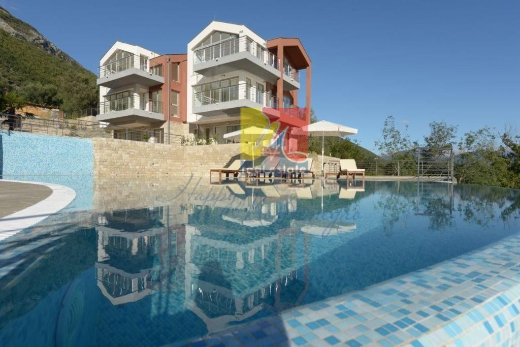 Апартаменты в пригороде Херцег Нови