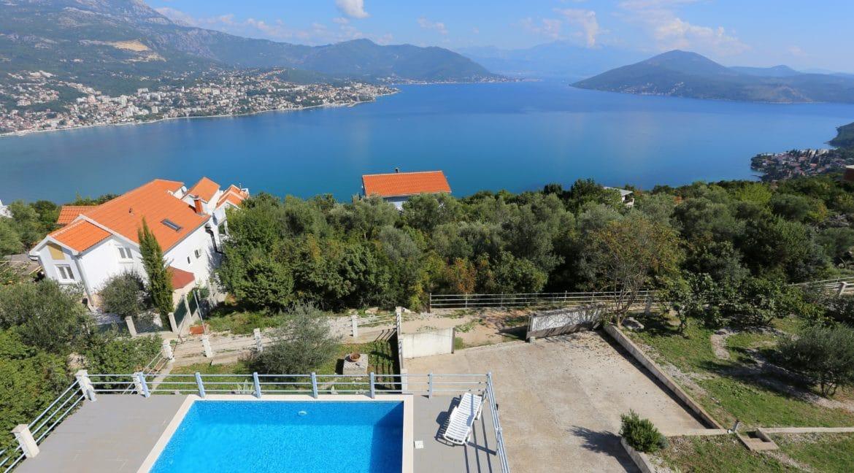 pool & view villa w