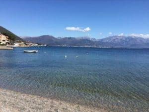 вилла у моря черногория