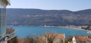 квартира черногория море
