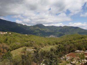 дома в горах в черногории