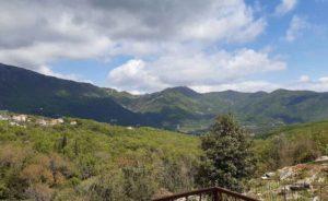 черногория дома в горах